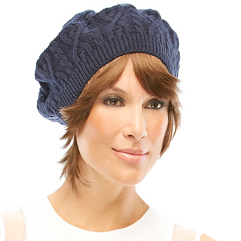 475f996d2 Softie Boho Beanie Print - Ahead in Wigs - Wigs for Cancer Patients